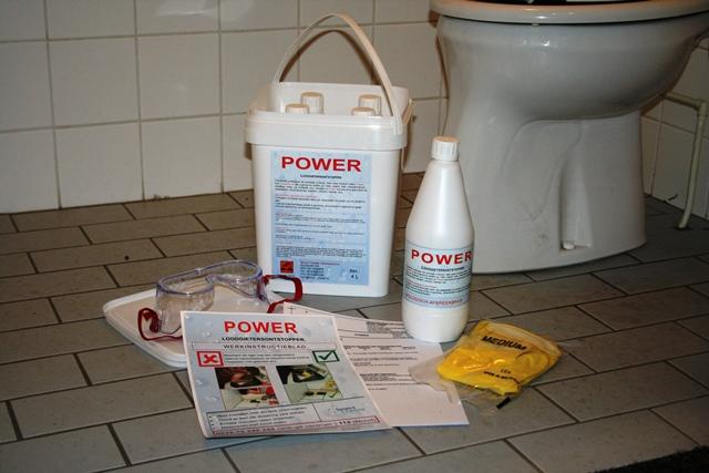 Select Chemie Power Loodgietersontstopper verpakking emmer